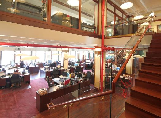 Our New York Office Monsieur Touton Selection Ltd