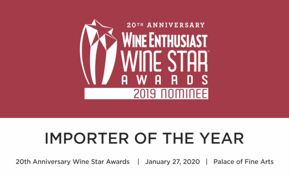 Wine Star Nomination