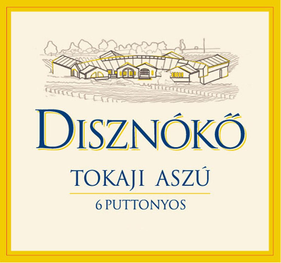 Disznoko - Tokaji Aszu - 6 Puttonyos