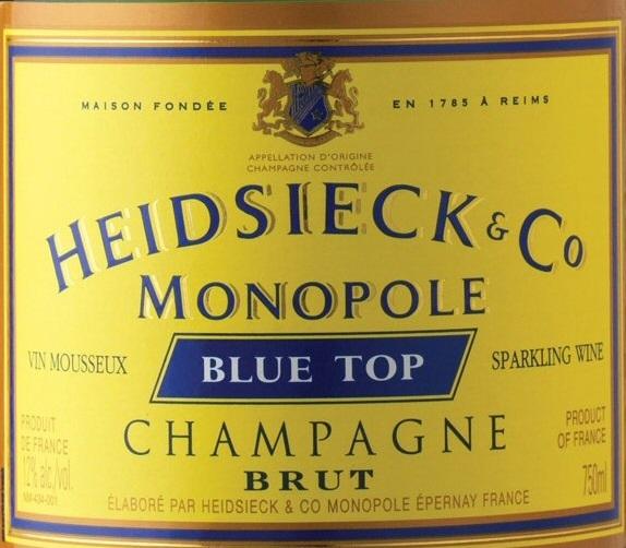 Heidsieck - Monopole Brut
