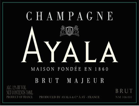 Champagne Ayala - Brut Majeur