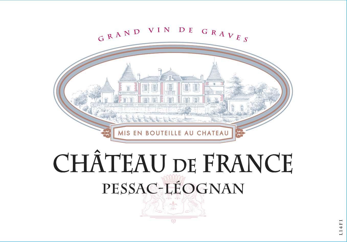 Chateau de France Rouge