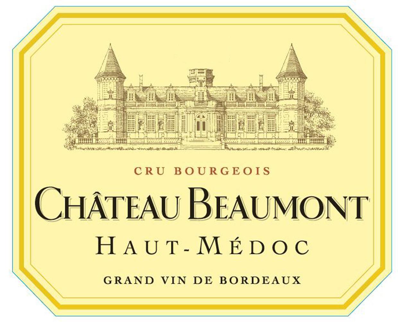 Chateau Beaumont label