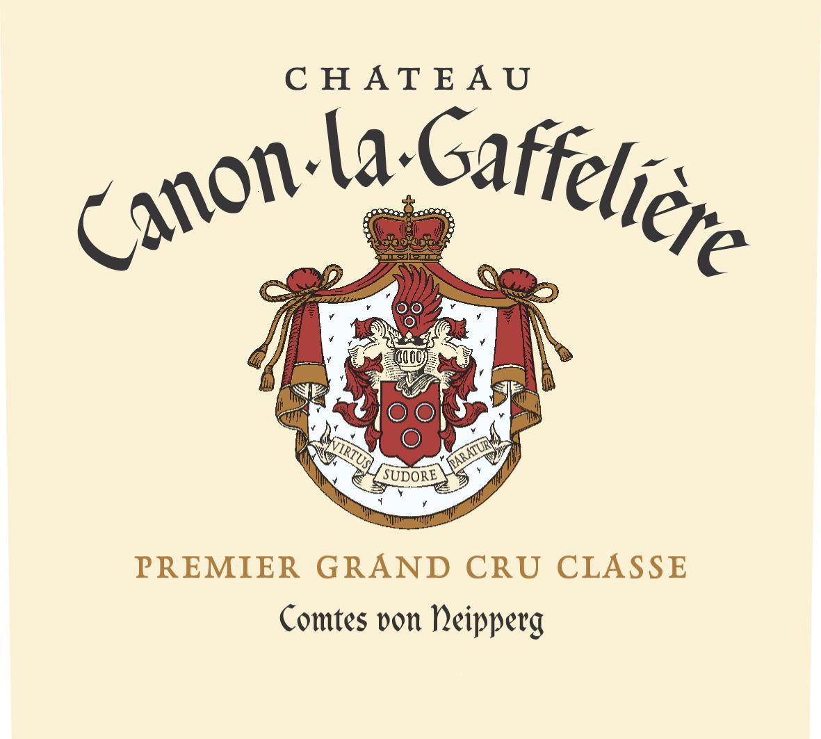 Chateau Canon-La-Gaffeliere
