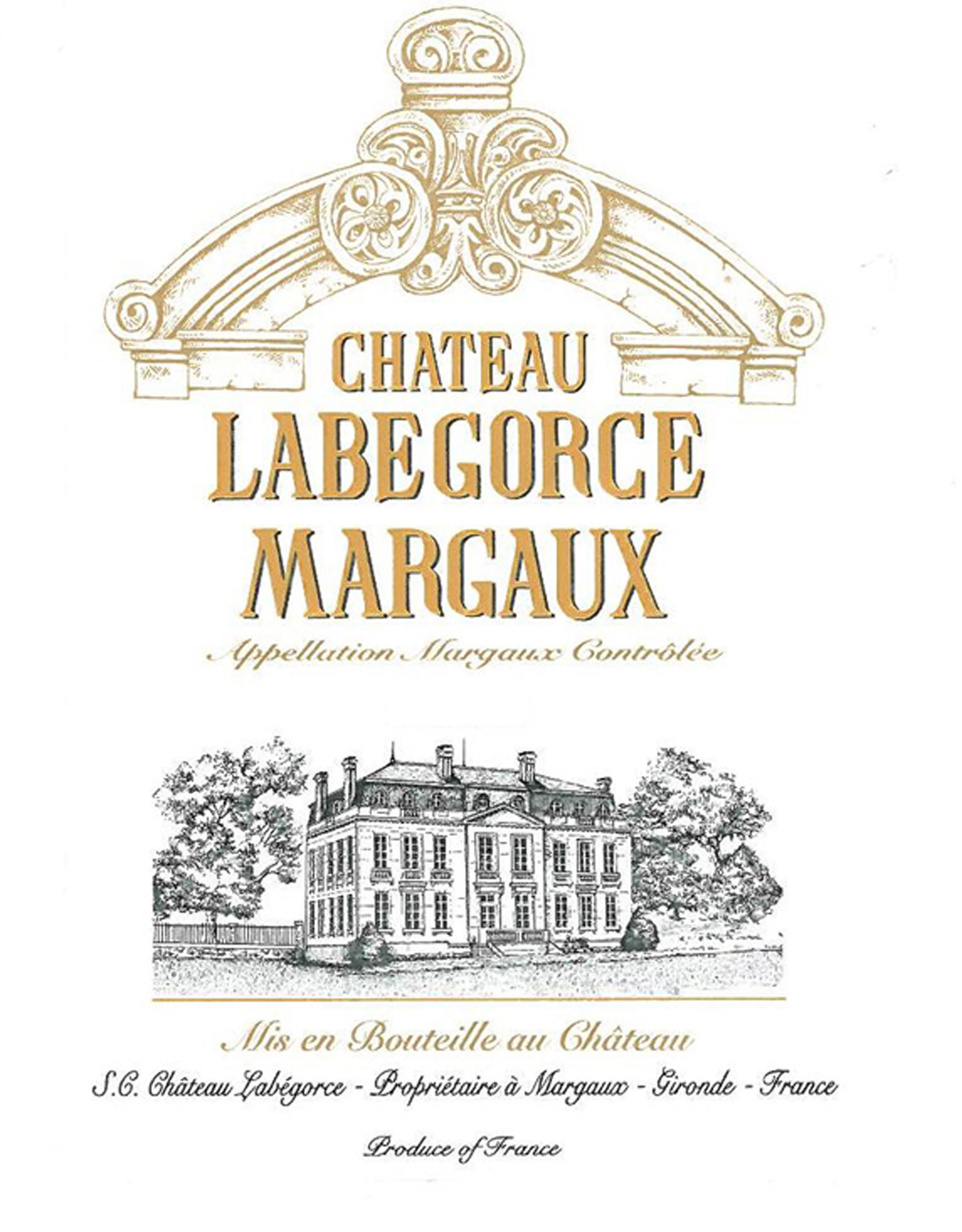 Chateau Labegorce