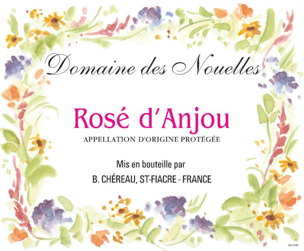Domaine des Nouelles - Rose d'Anjou