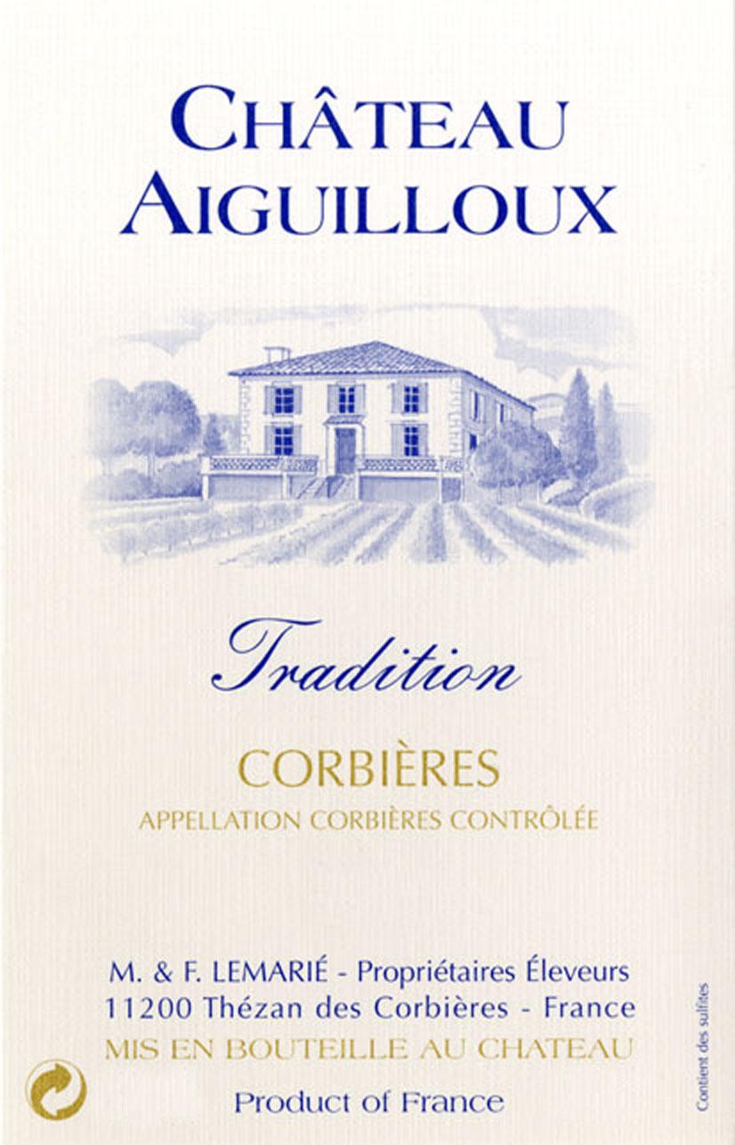 Chateau Aiguilloux - Tradition