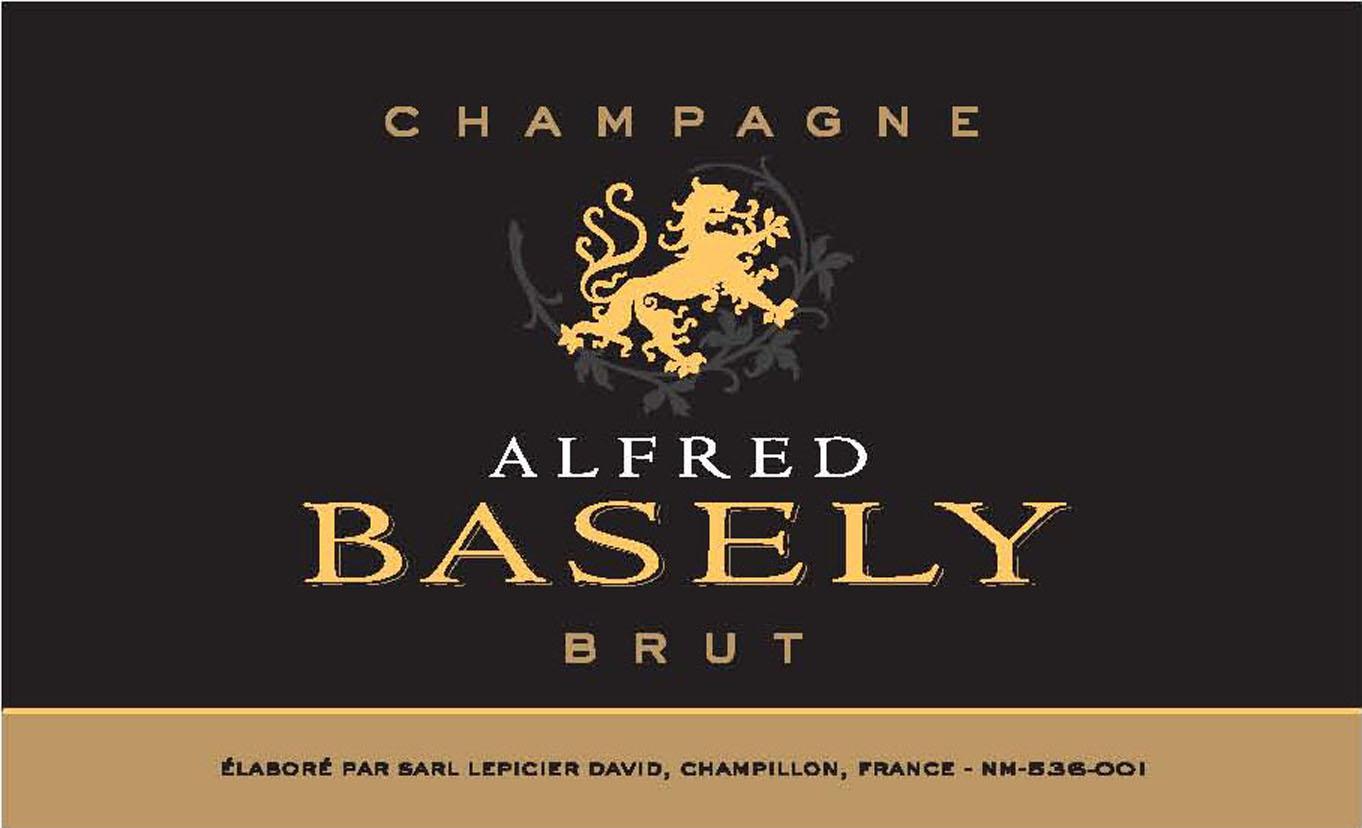 Alfred Basely - Brut