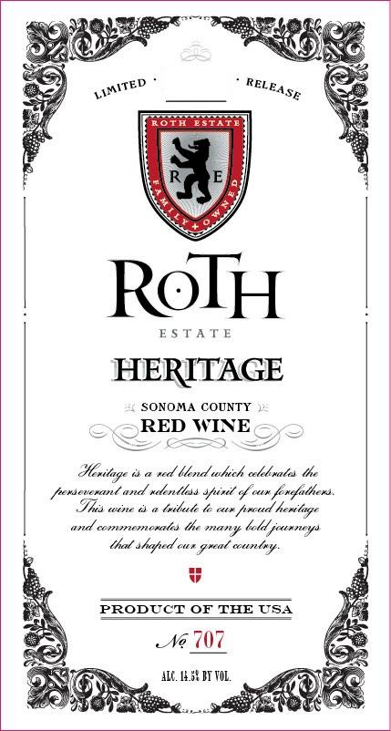 Roth Estate - Heritage Blend