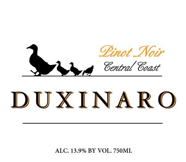 Duxinaro - Pinot Noir Central Coast