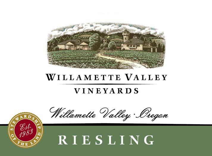 Willamette Valley Vineyards - Riesling