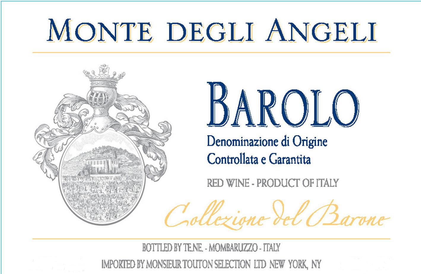 Monte Degli Angeli - Barolo