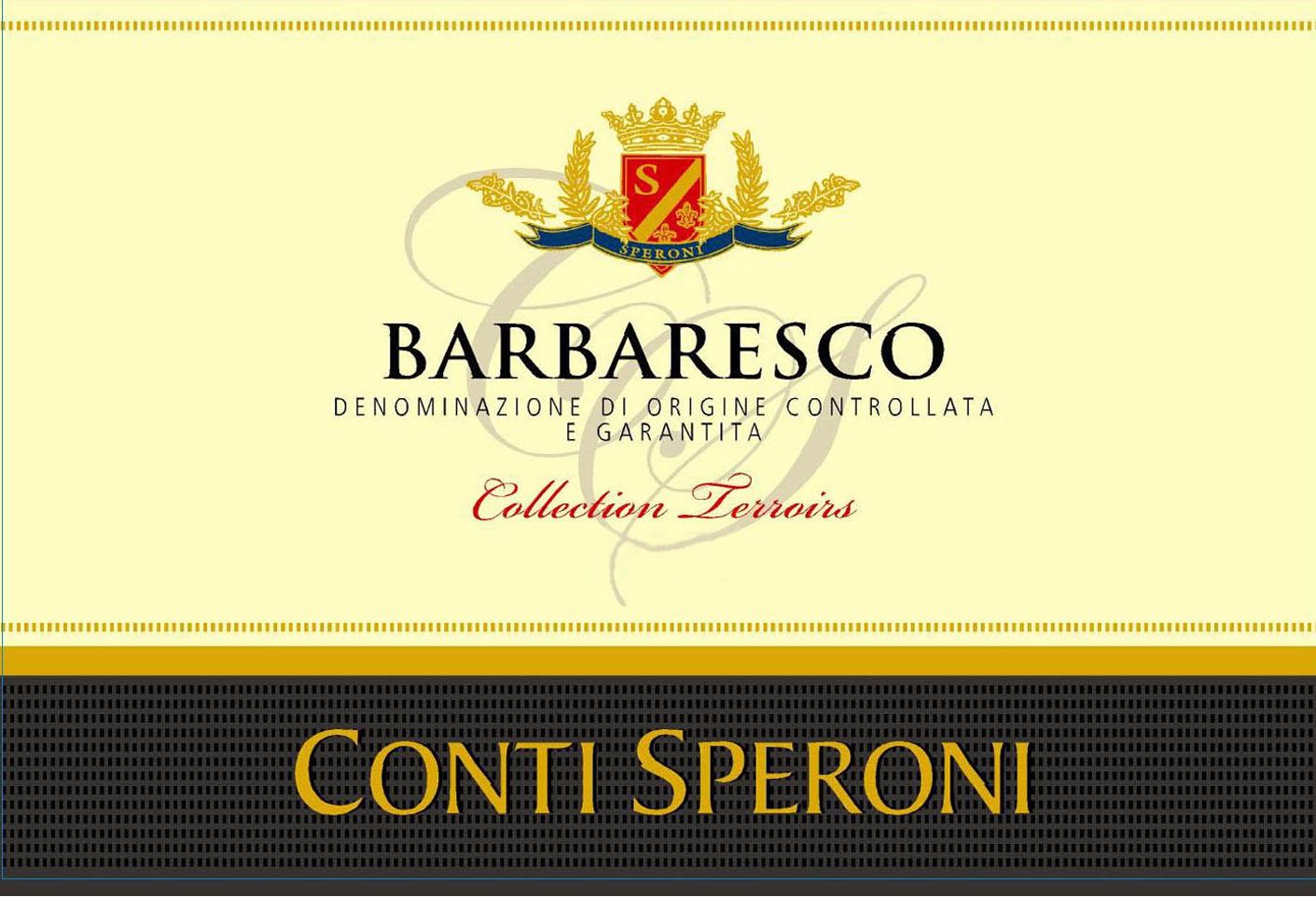 Conti Speroni - Barbaresco