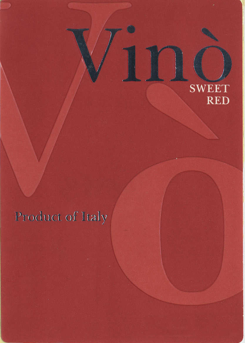 Cantina Gabriele - Vino Sweet Red