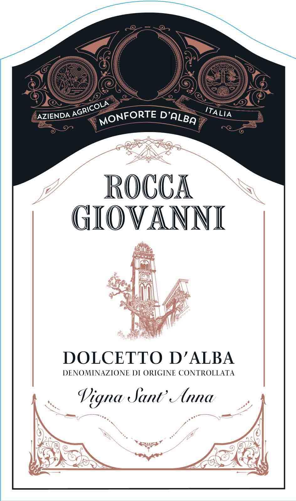 Rocca Giovanni - Vigna Sant' Anna