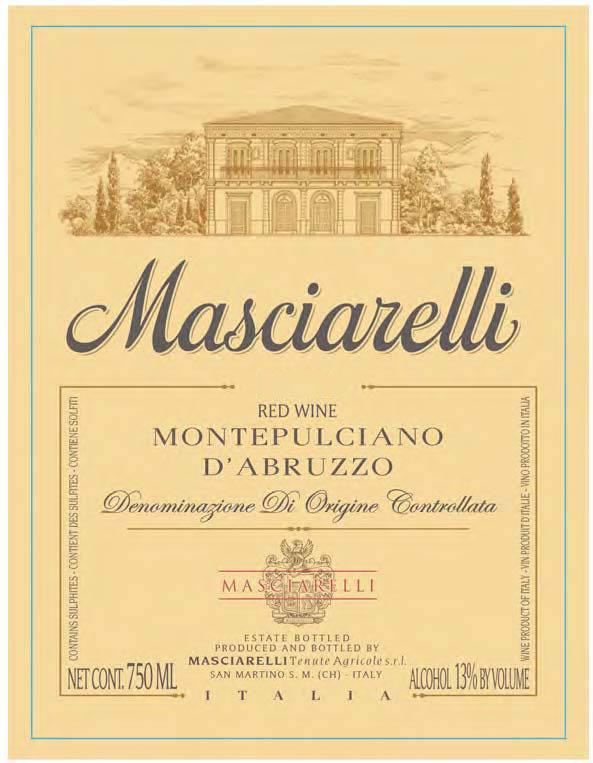 Masciarelli - Montelpulciano d'Abruzzo