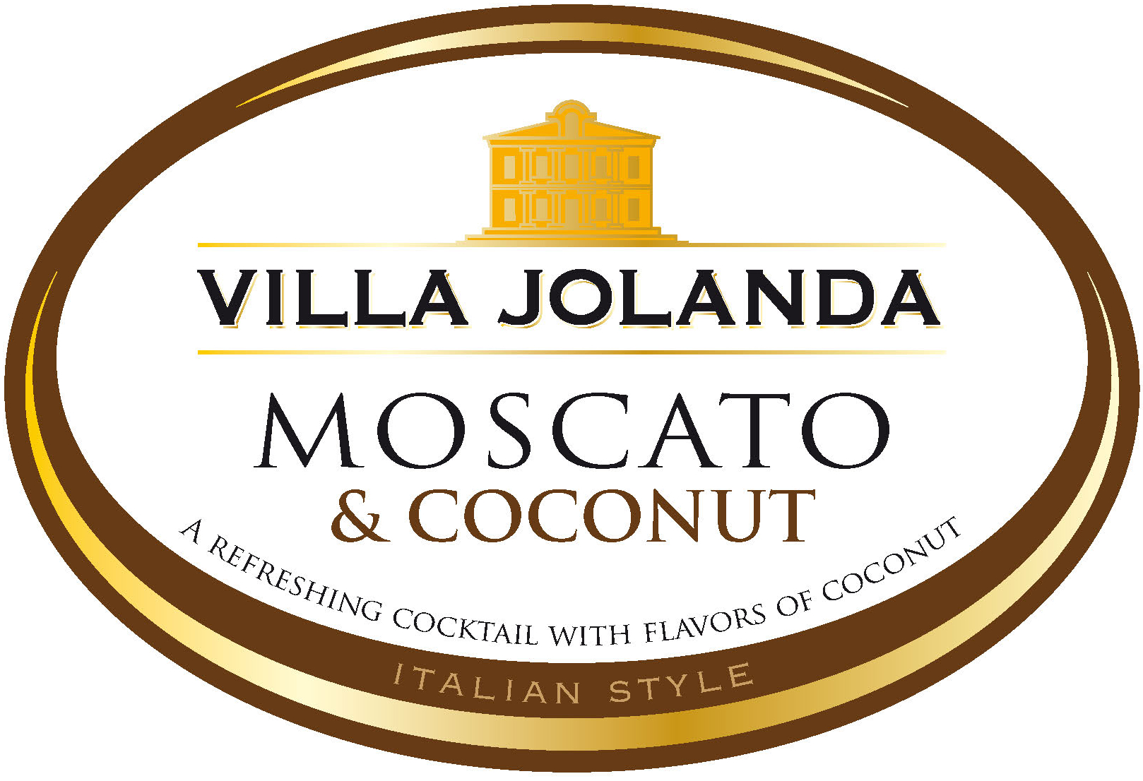 Villa Jolanda - Moscato and Coconut