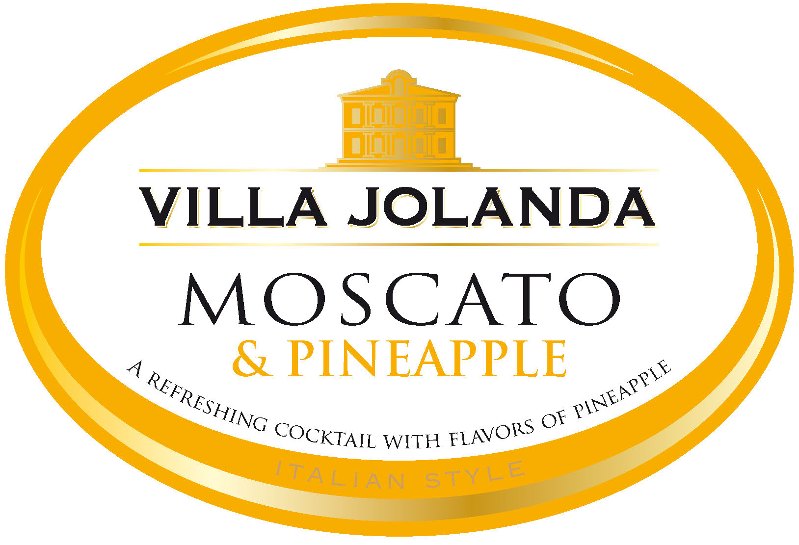 Villa Jolanda - Moscato and Pineapple