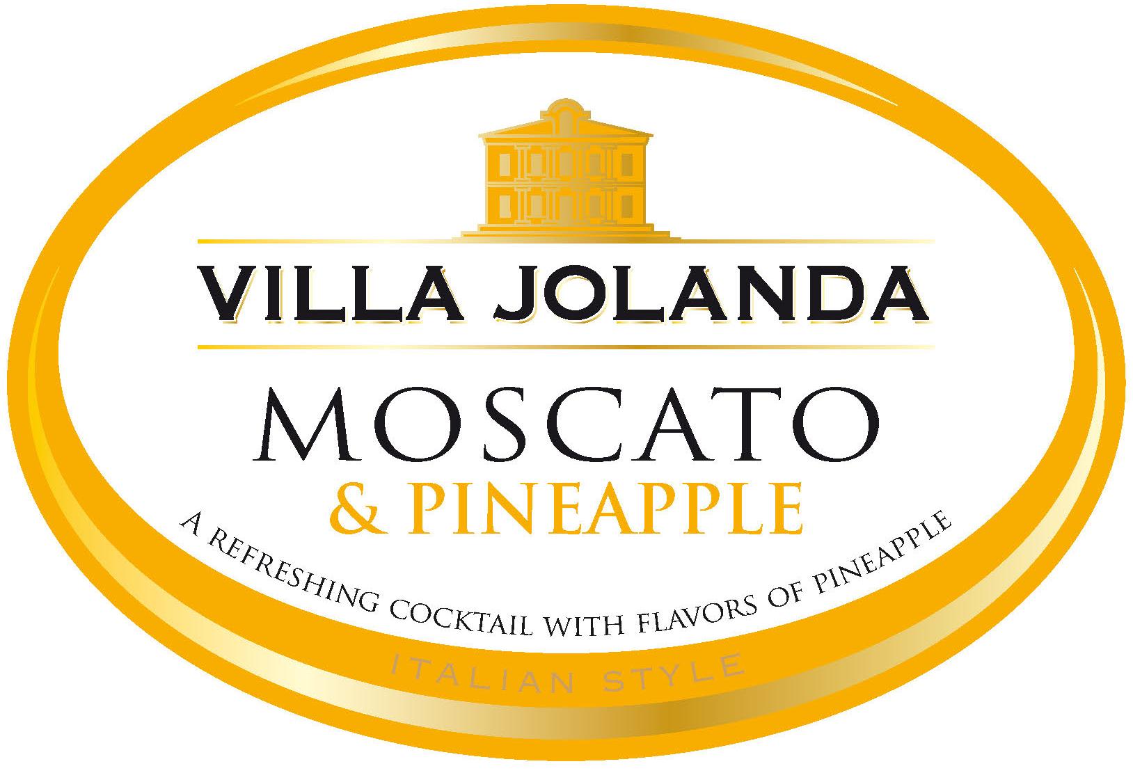 Villa Jolanda - Moscato and Pineapple