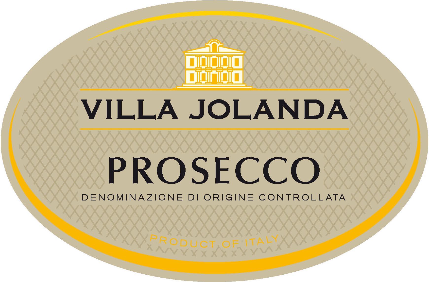 Villa Jolanda - Prosecco Extra Sec - Spiral Bottle