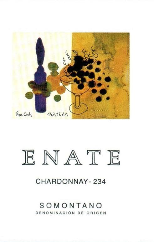 Enate - Chardonnay - 234 label