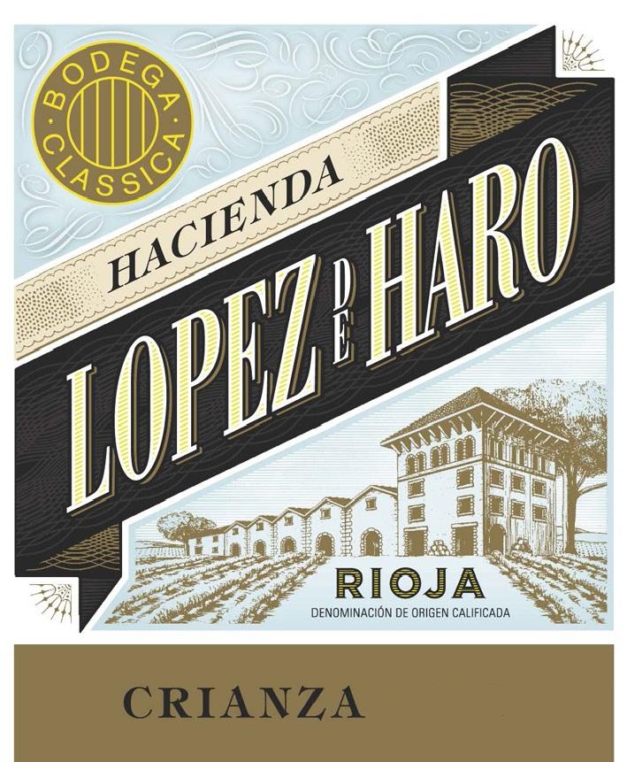 Hacienda Lopez de Haro - Crianza