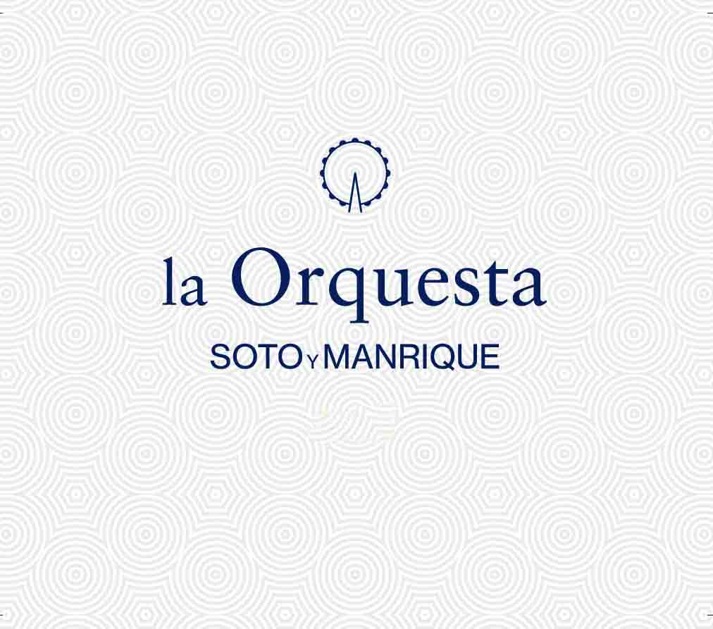 La Orquesta - Soto Y Manrique label