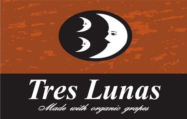 Tres Lunas - Tempranillo label