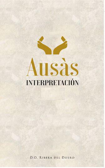 Ausas - Interpretacion label