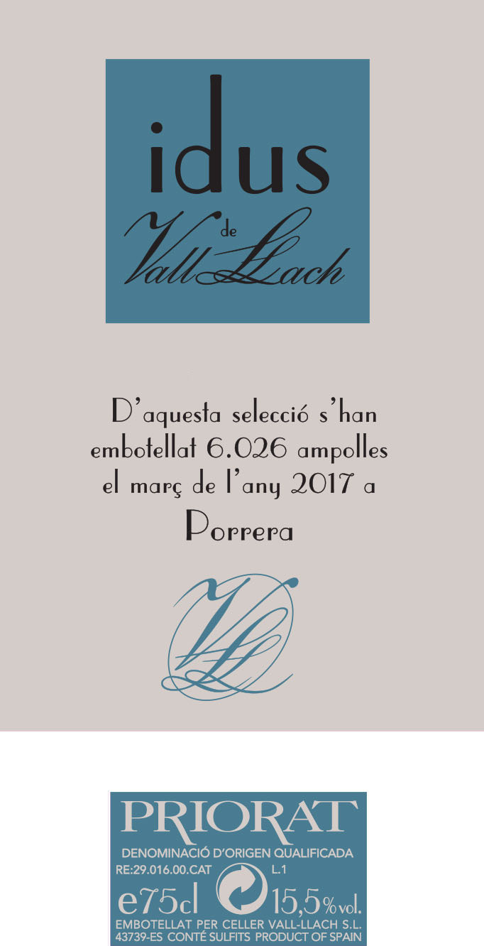 Vall Llach - Idus label