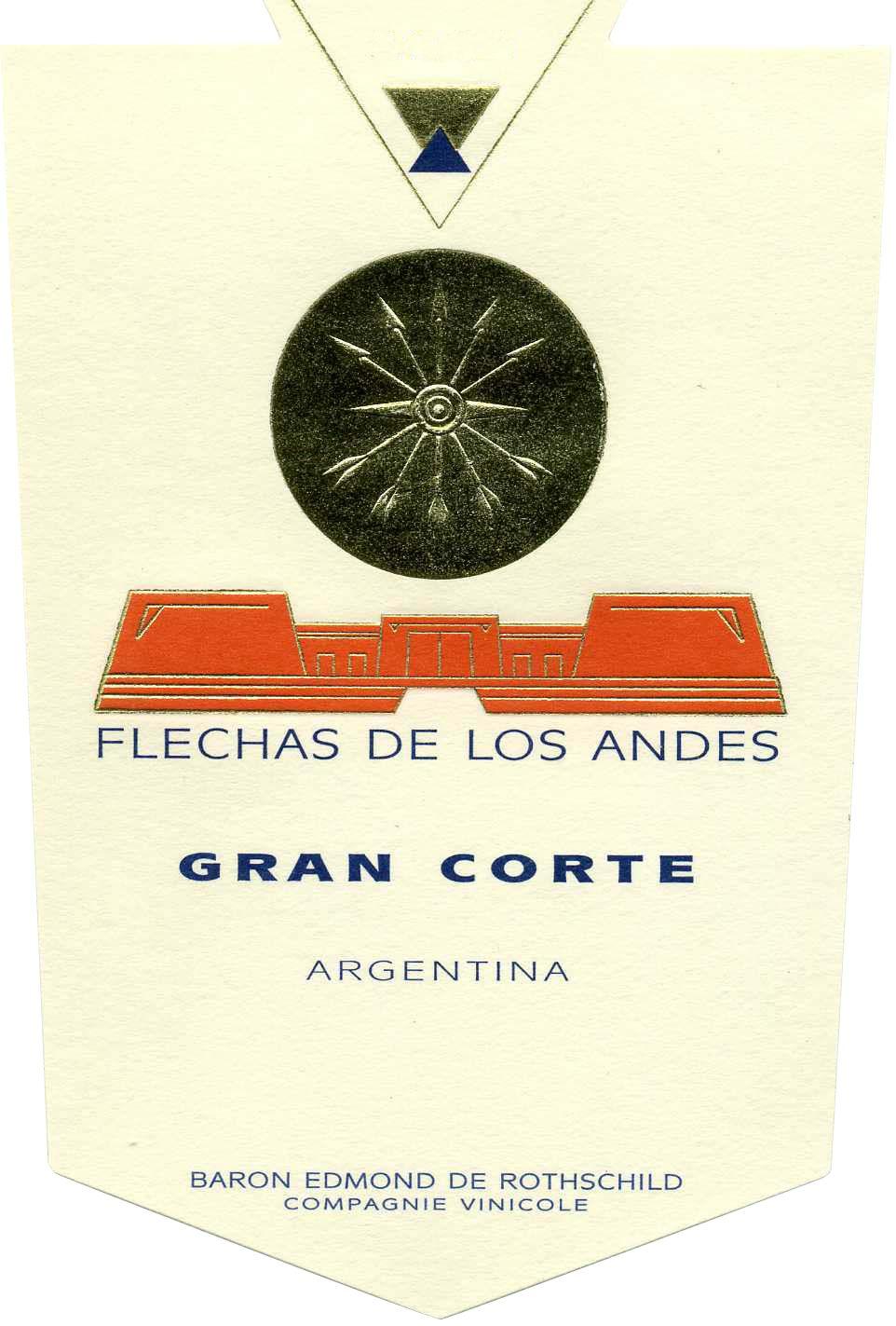 Flechas De Los Andes - Gran Corte - Malbec
