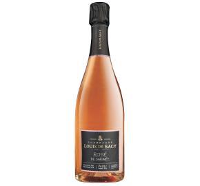 Louis De Sacy - Brut Grand Cru - Rose bottle
