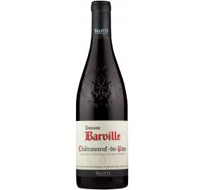 Brotte - Domaine Barville Chateauneuf du Pape bottle