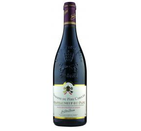 Domaine du Pere Caboche - Chateauneuf du Pape - Red bottle