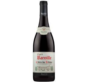 Brotte - Esprit Barville - Cotes du Rhone bottle