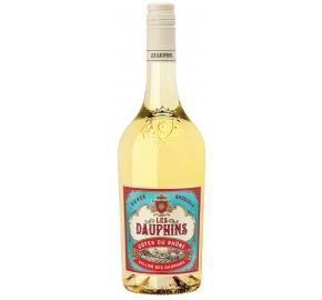 Les Dauphins - Cotes Du Rhone Reserve Blanc bottle
