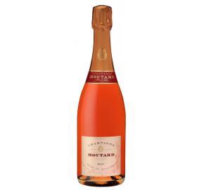 Champagne Moutard - Brut Rose de Cuvaison