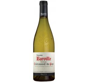 Brotte - Domaine Barville Roussanne bottle