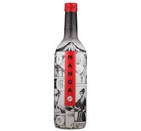 Manga - Junmai Sake bottle