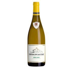 Chateau de Santenay - Mercurey Blanc bottle
