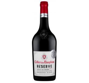 Cellier des Dauphins - Grenache Syrah Reserve bottle