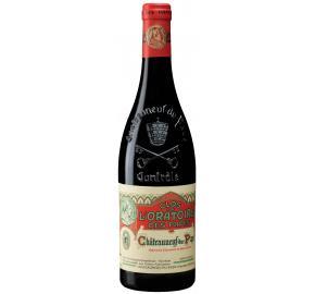 Clos de L'Oratoire des Papes - Red bottle
