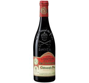 Clos de L'Oratoire des Papes - Les Choregies bottle