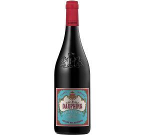 Les Dauphins - Cotes Du Rhone- Organic bottle