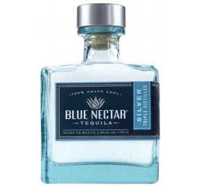Blue Nectar - Silver Tequila bottle
