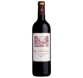 Chateau Blaignan bottle