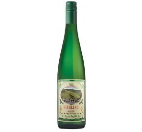 Dr. Hans VonMuller - Riesling Auslese bottle