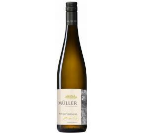 Gruner Veltliner - Muller bottle