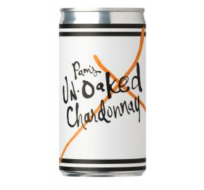 Pam's Unoaked Chardonnay Cans