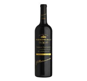 Pedroncelli - Cabernet Sauvignon - Block 007 Estate bottle